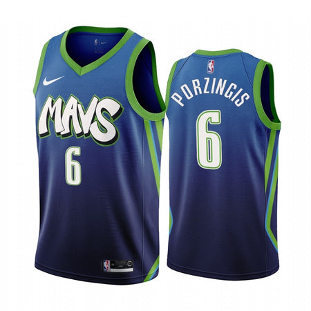Dallas Mavericks 19-20 City Edition Jersey