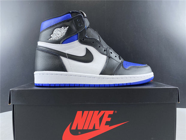 Air Jordan 1 High OG Game Royal Toe