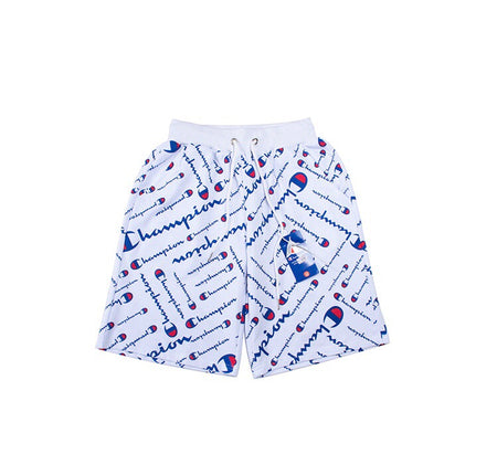 Champion Logo Shorts