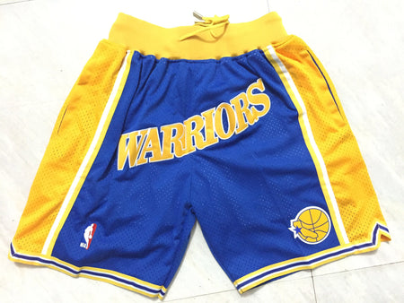 Golden State Warriors Shorts