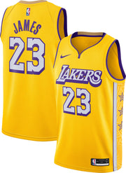 L.A. Lakers 19-20 City Edition Jersey