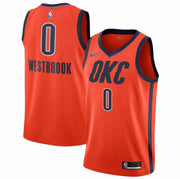 NBA Nike 2018/19 Earned Edition Jersey