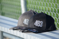 463 Hat Full Flexfit and Snap Back