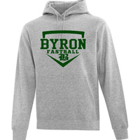Byron Fastball Hoodies