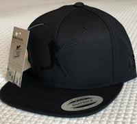 Black Out Swing Premium Classic Snapback
