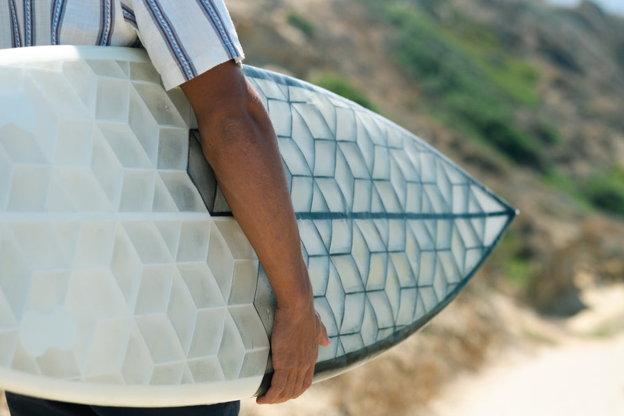 How Can Surfers Make The Difference: The Rise of Eco-Surfboards