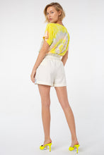 Load image into Gallery viewer, Saloni Shorts | White