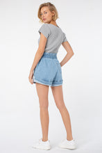 Load image into Gallery viewer, Saloni Shorts | Denim