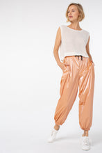 Load image into Gallery viewer, Sara Jogger Pants | Peach