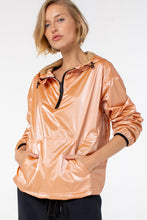 Load image into Gallery viewer, Kimi Popover Jacket | Peach
