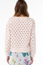 Load image into Gallery viewer, Nikita Crew Neck Sweatshirt | Rosewater
