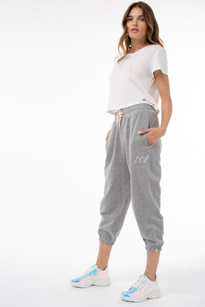 Issa Perfect Sweatpant | Heather Gray