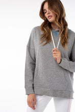 Load image into Gallery viewer, Melody Hoodie | Heather Gray