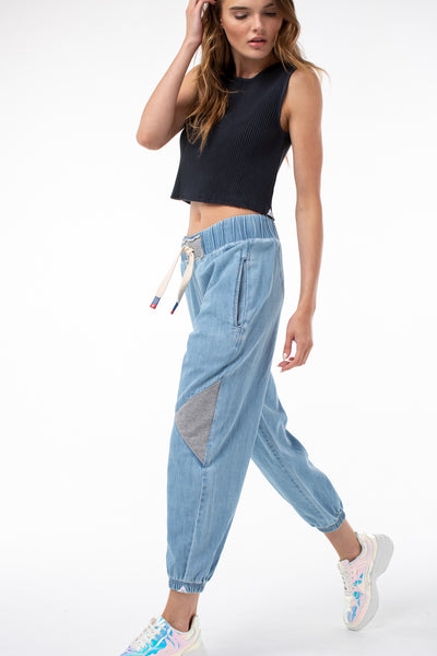 Issa Perfect Sweatpant | Denim