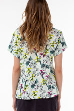 Load image into Gallery viewer, Indah Comfort Fit Tee | Iris Print