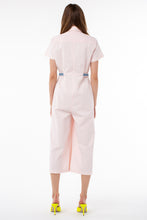 Load image into Gallery viewer, Frazier Boiler Jumpsuit | Rosewater