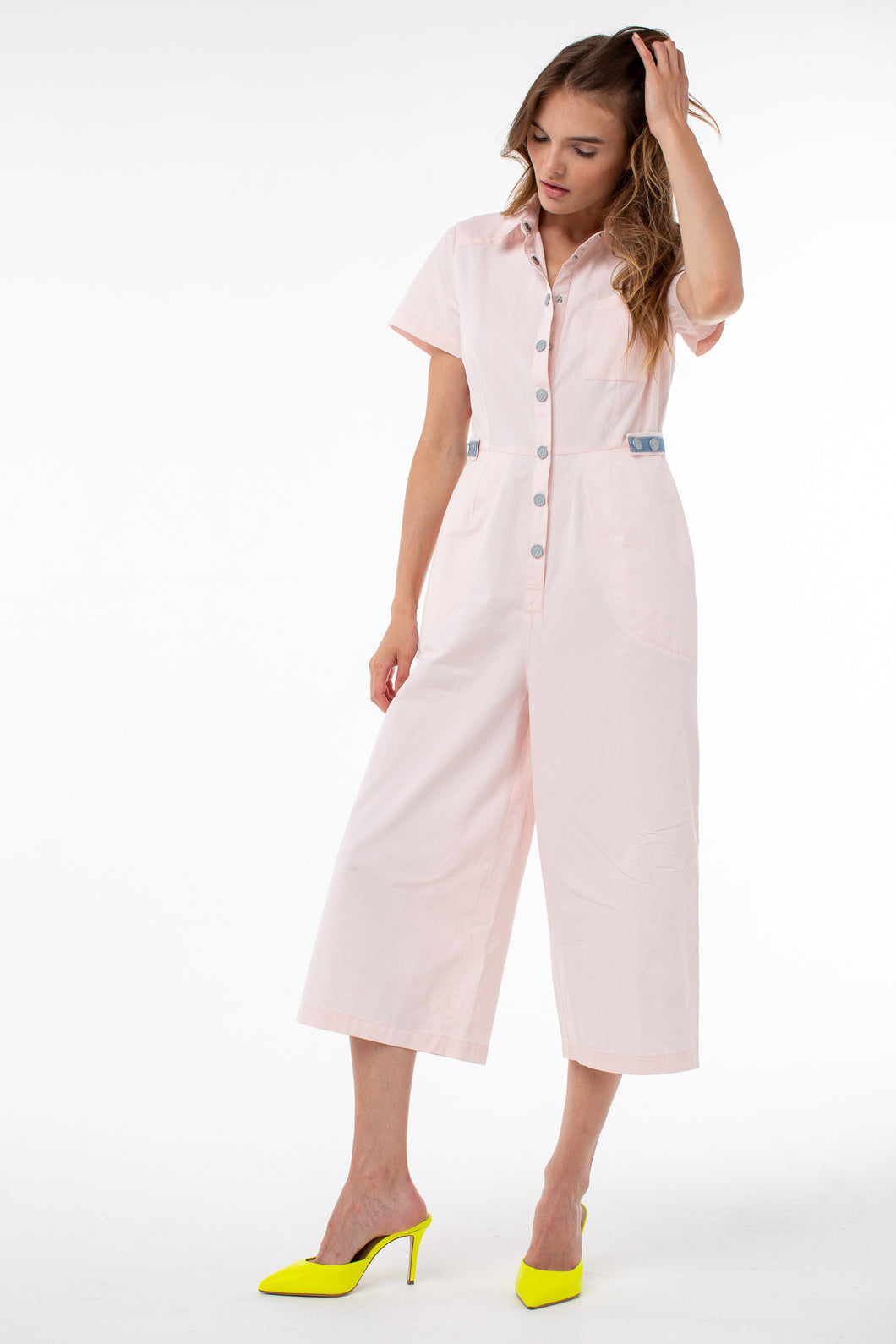Frazier Boiler Jumpsuit | Rosewater