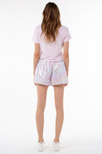 Lily Shorts | Iridescent