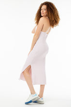 Load image into Gallery viewer, Lucille Midi Rib Dress | Rosewater