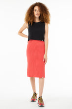 Load image into Gallery viewer, Jill Midi Skirt | Poppy Red