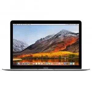 "Apple MacBook 12"" (2016) 8GB Black (m5 1.2GHz) - ReVamp Electronics"