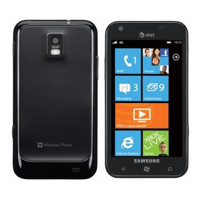 Samsung Focus S Majestic Black (Other) - ReVamp Electronics