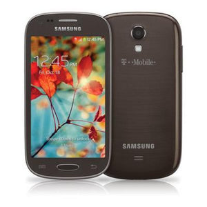 Samsung Galaxy Light Majestic Black (Sprint) - ReVamp Electronics