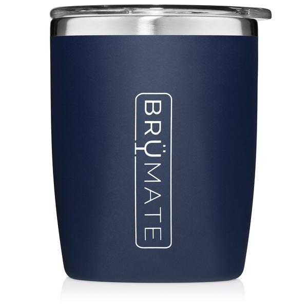 Rocks Tumbler by BruMate | Matte Navy