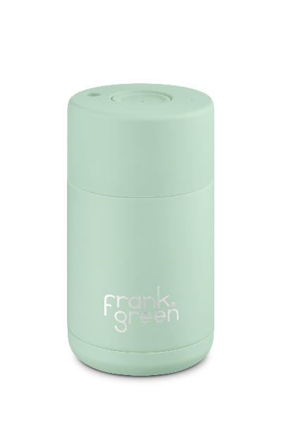 CERAMIC REUSABLE CUP 10oz | Mint