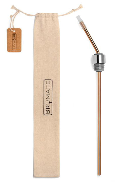 INFINITY WINESULATOR STRAW | Rose Gold
