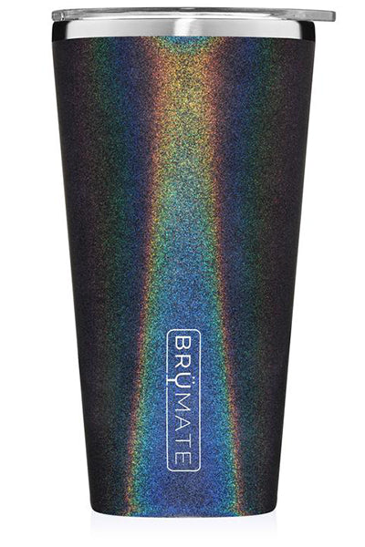 IMPERIAL PINT by BruMate | Glitter Charcoal