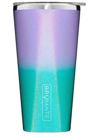 IMPERIAL PINT by BruMate | Glitter Mermaid Ombre