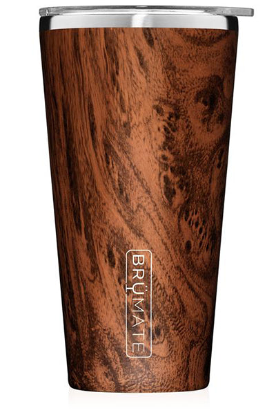 IMPERIAL PINT by BruMate | Walnut