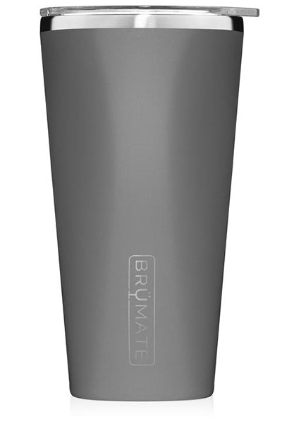 IMPERIAL PINT by BruMate | Matte Grey