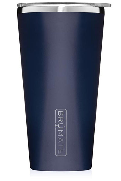 IMPERIAL PINT by BruMate | Matte Navy