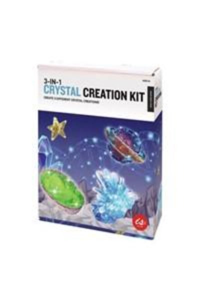 3'n'1 Crystal Creation Kit | Game