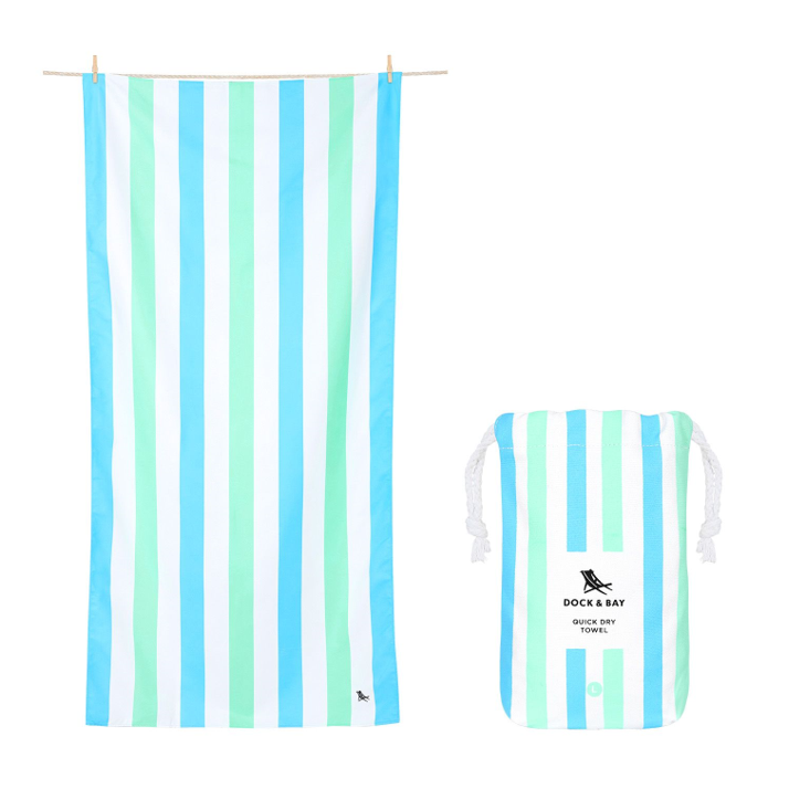 XL SAND FREE, QUICK DRY BEACH TOWEL | ENDLESS DAYS