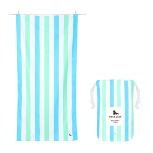 SAND FREE, QUICK DRY BEACH TOWEL | ENDLESS DAYS