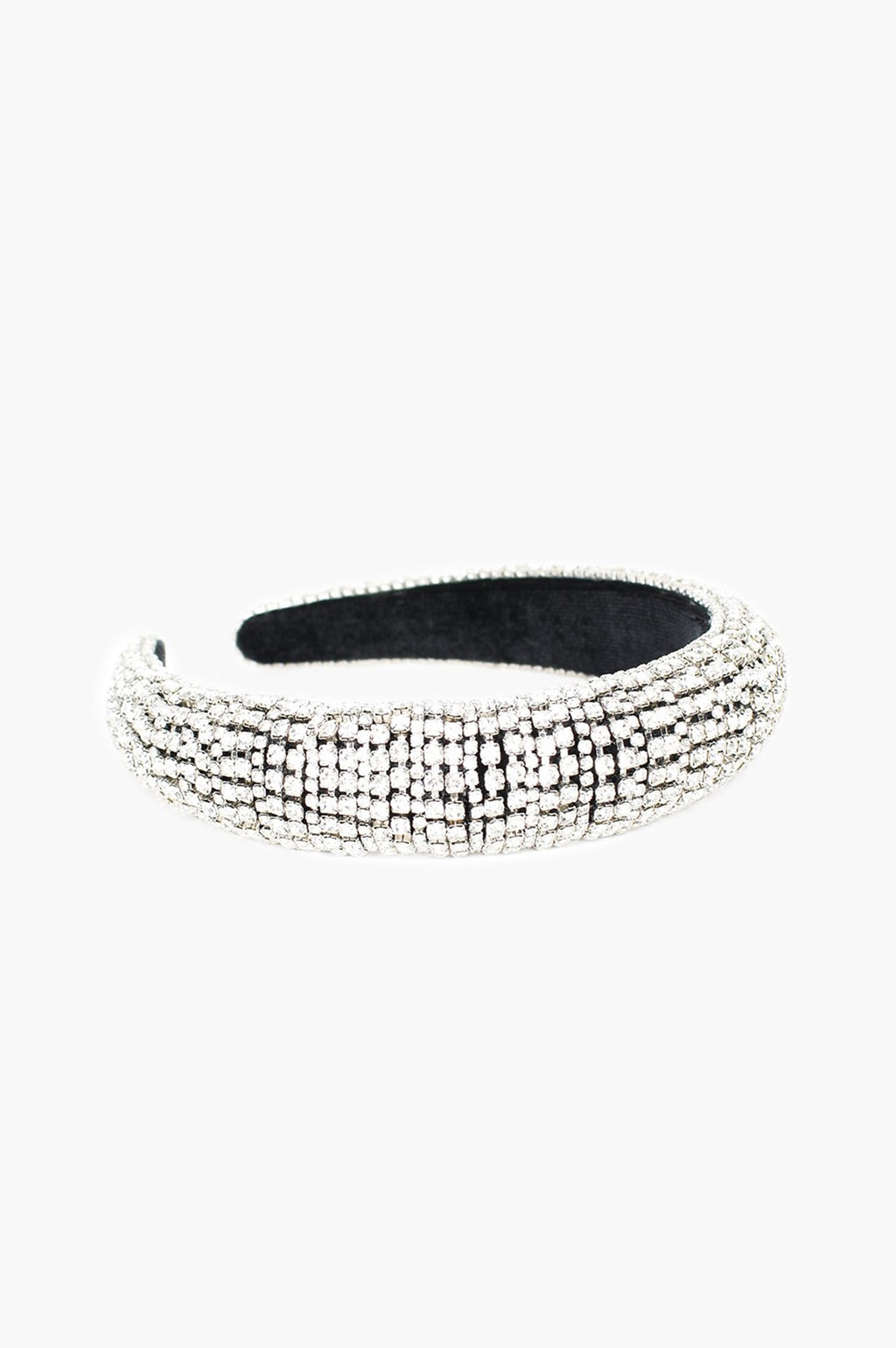 DIAMANTE (CRYSTAL) | HEADBAND