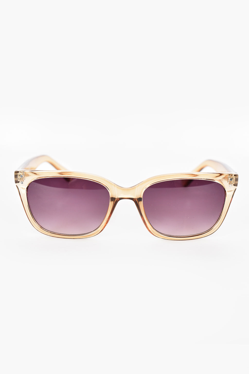 RUNNING AROUND TOWN (CAMEL) | SUNGLASSES