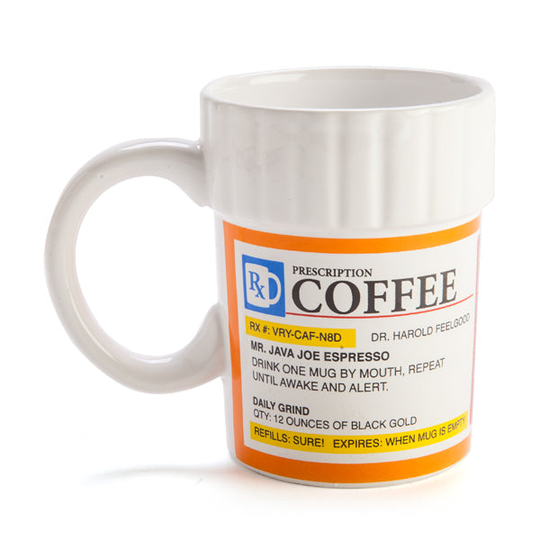 PRESCRIPTION COFFEE | MUG