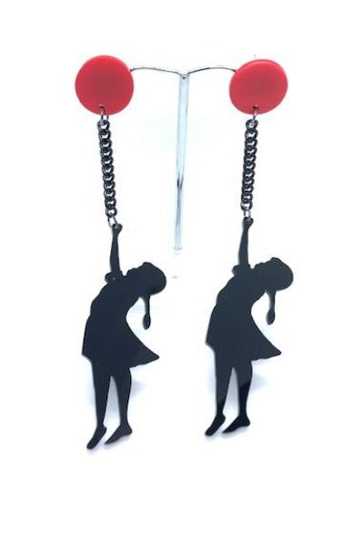 BANKSY | Earrings