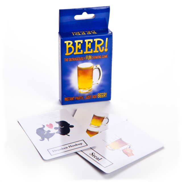 BEER CARD GAME | Drinking Game