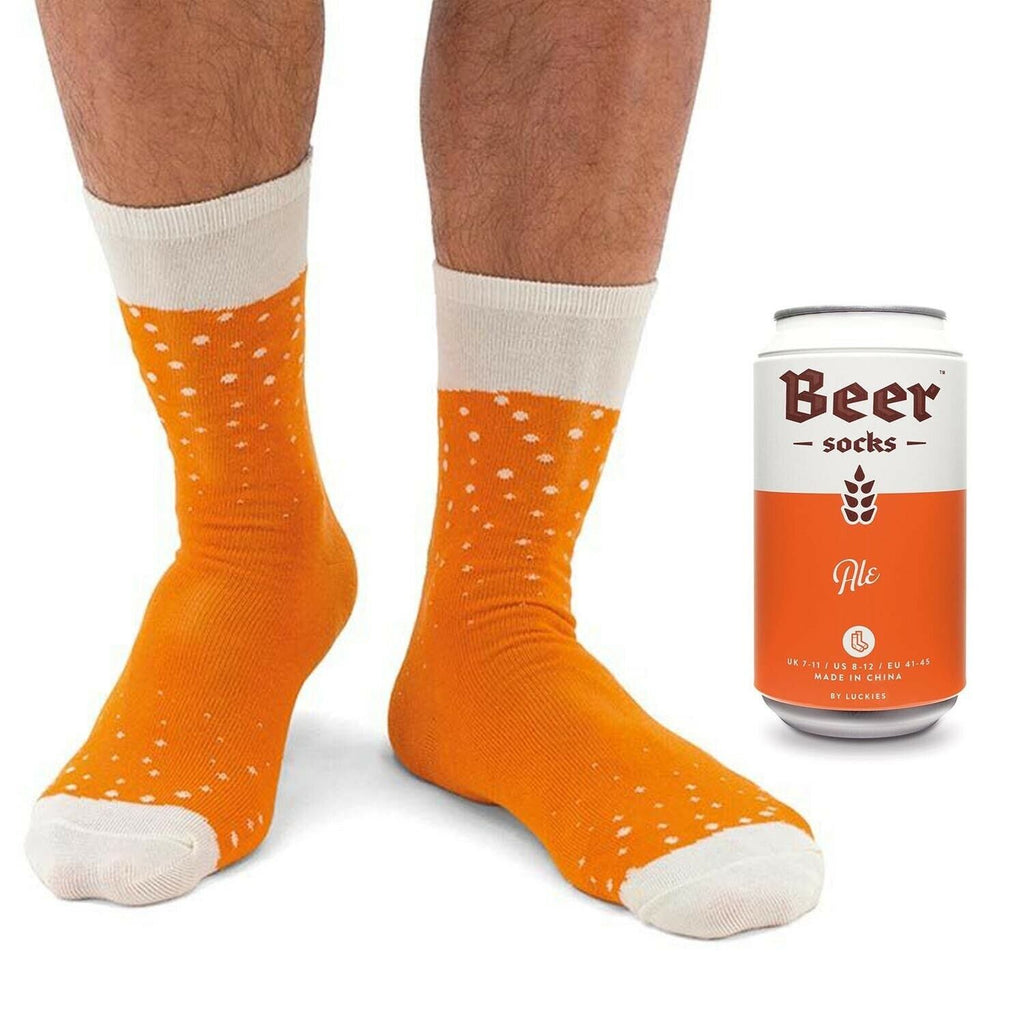 SINGLE ALE BEER CAN | SOCKS
