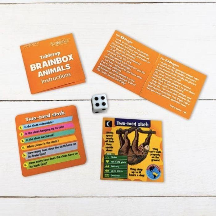 ANIMALS BRAINBOX | Game