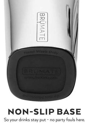 IMPERIAL PINT by BruMate | Glitter Rose Gold