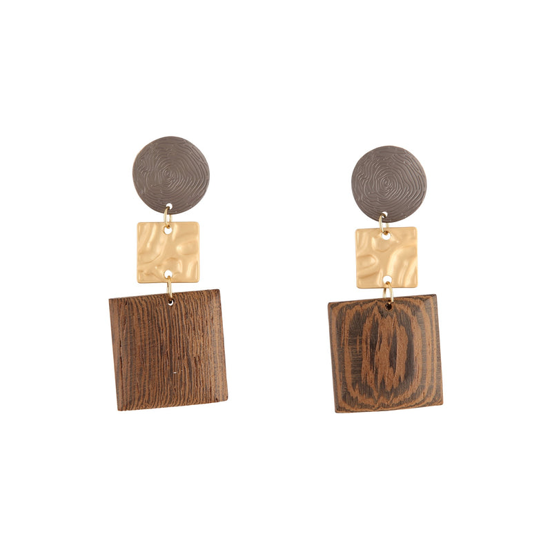 COLOMBO STACK | EARRINGS