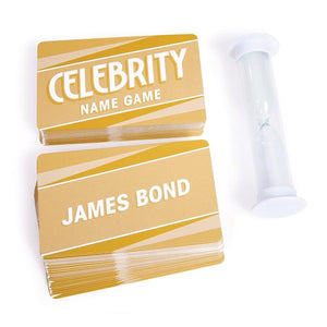 THE CELEBRITY GUESSING | Game