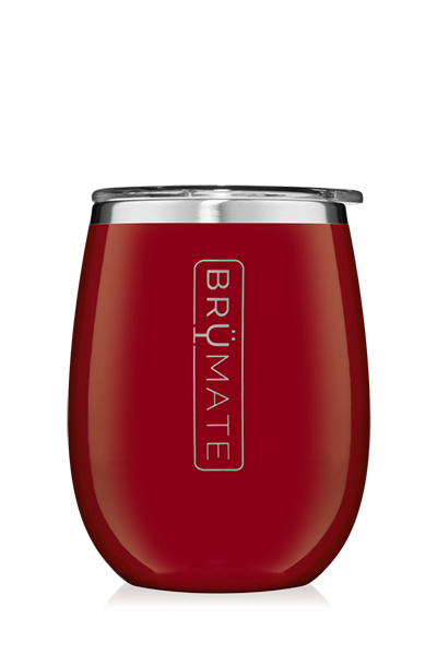 UNCORK'D WINE GLASS by BruMate | Cherry