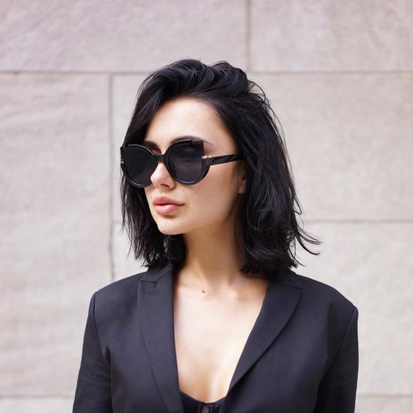 CHLOE BLACK | SUNGLASSES